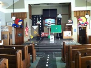 VBS, Grace Baptist Church