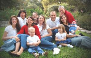 pastor kaighen family